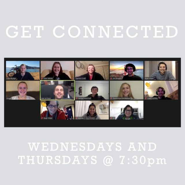 Here are the smiling faces of one of our small groups that runs every Wednesday night @ 7:30pm. This fun photo was taken during lockdown when we couldn't meet in person... BUT now we can!! 🤩  Praise the Lord! 🙌🏼  If you're looking for somewhere to connect with people, dig deeper into your bible, grow in the Lord and have an overall great time, send a DM to us and we can get you connected! 🏠  #churchlife #smallgroup #lifegroup #fellowship #getconnected